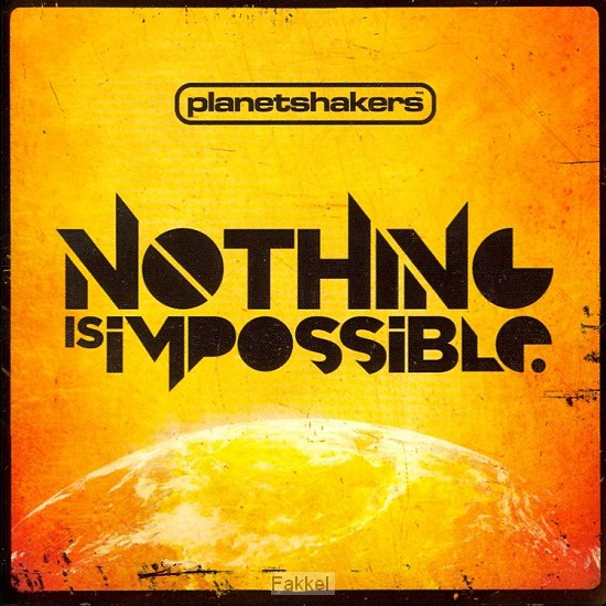 product afbeelding voor: Nothing is impossible