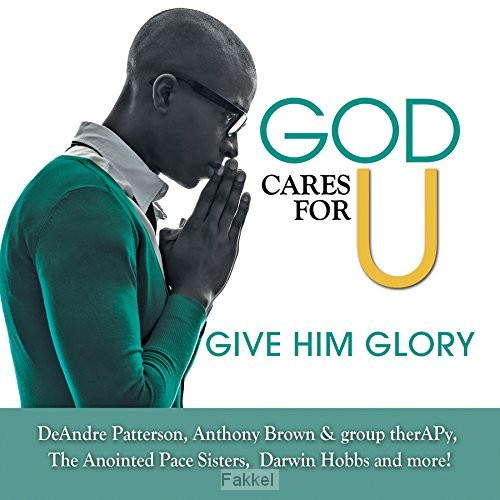 product afbeelding voor: God cares for u - Give Him glory