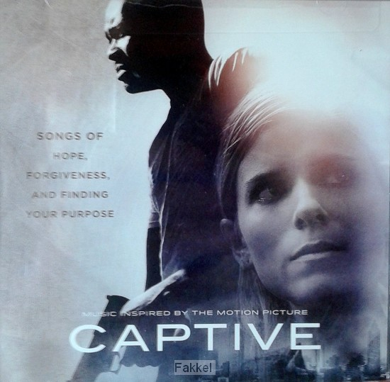 product afbeelding voor: Captive: music inspired by the moti
