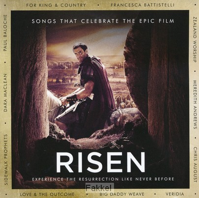 product afbeelding voor: Risen: songs that celebrate the epi