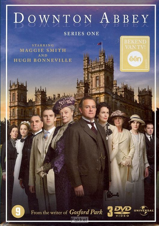 product afbeelding voor: Downton abbey s1 (d/f)