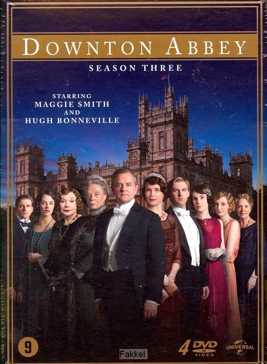 product afbeelding voor: Downton abbey s3 (d/f)