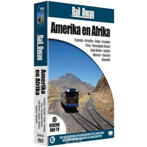 product afbeelding voor: Rail Away: Cont.box 2 (Amerika