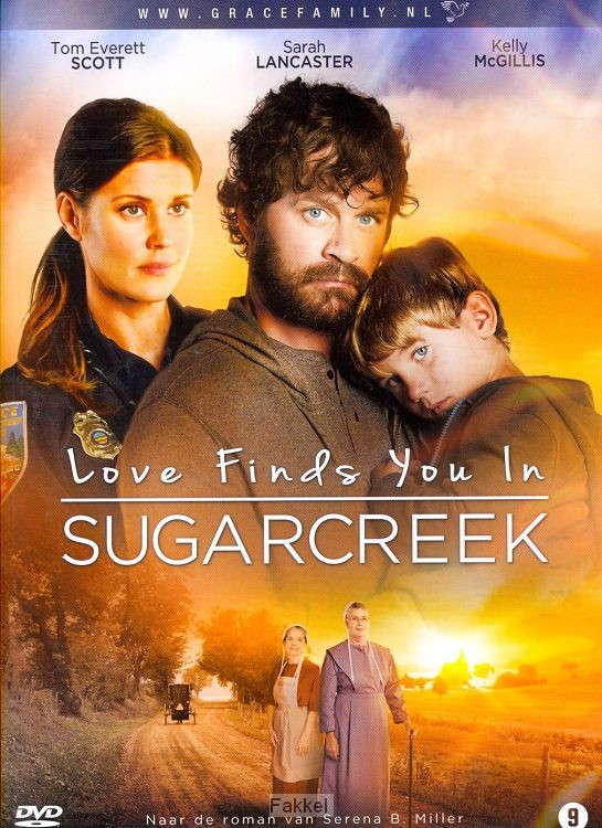 product afbeelding voor: Love finds you in Sugarcreek
