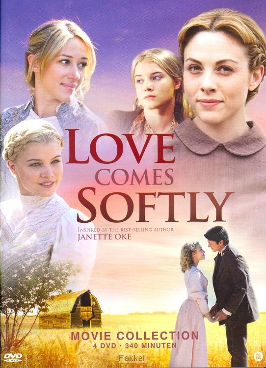 product afbeelding voor: Love comes softly box