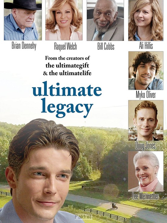 product afbeelding voor: The Ultimate Legacy