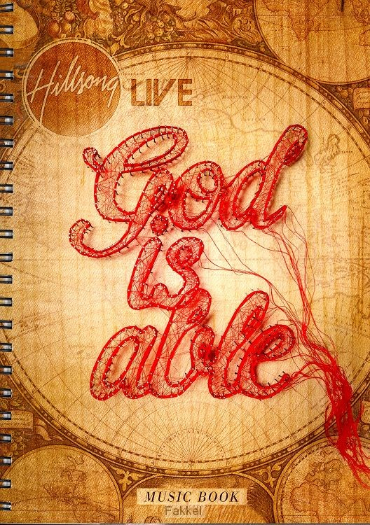 product afbeelding voor: God is able music book
