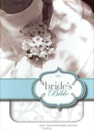 product afbeelding voor: NIV brides Bible white duotone floral