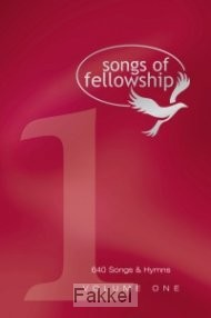 product afbeelding voor: Songs of fellowship 1 music edition