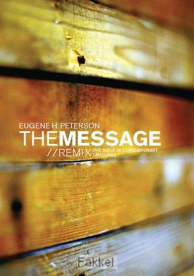 product afbeelding voor: Message remix colour softcover