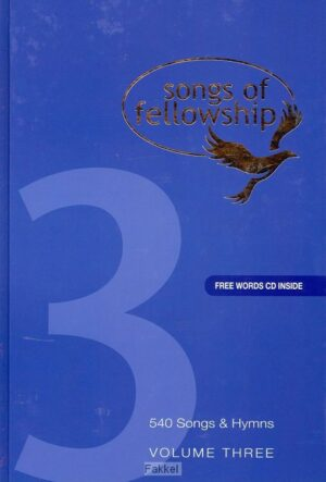 product afbeelding voor: Songs of fellowship 3 music edition