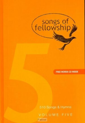 product afbeelding voor: Songs of fellowship 5 music edition