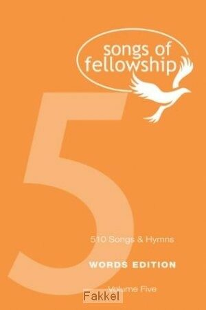 product afbeelding voor: Songs of fellowship 5 words edition
