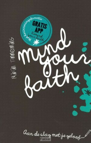 product afbeelding voor: Mind your faith