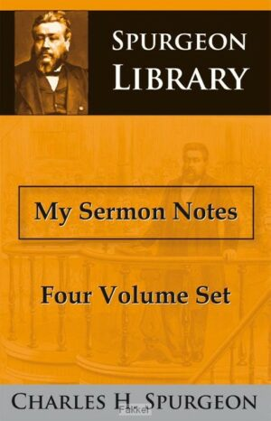 product afbeelding voor: My sermon notes four volume set