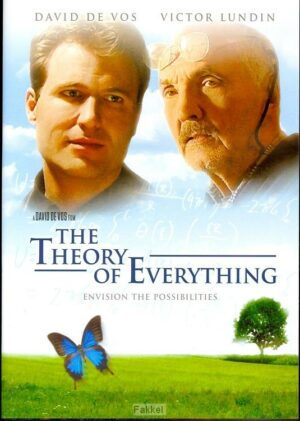 product afbeelding voor: Dvd theory of everything