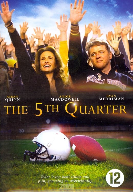 product afbeelding voor: The 5th Quarter