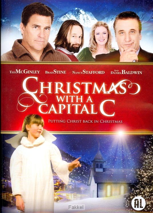 product afbeelding voor: Christmas With A Capital C