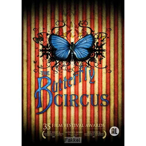 product afbeelding voor: Butterfly circus