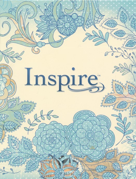 product afbeelding voor: NLT - inspire bible color softcover
