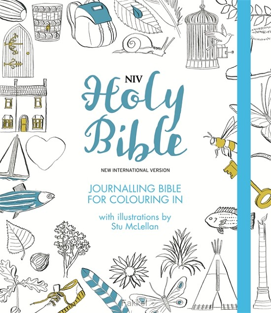 product afbeelding voor: Journaling Bible - Colour