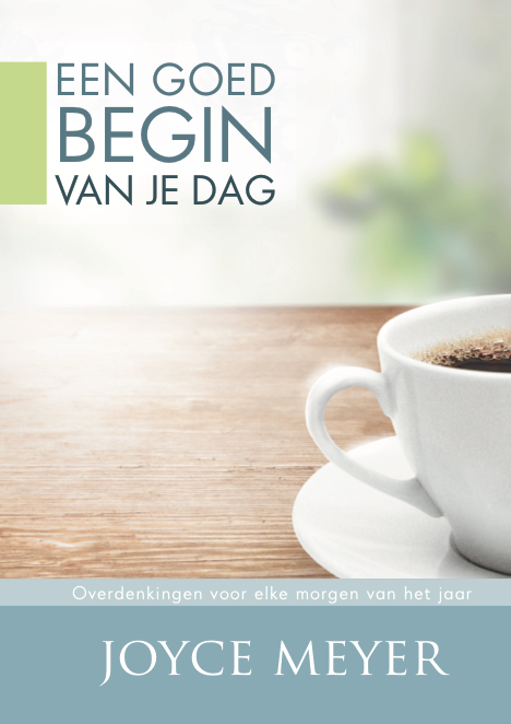 Goed begin van je dag Joyce Meyer