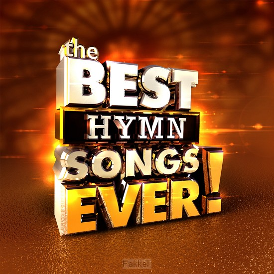 product afbeelding voor: The Best Hymn Songs Ever