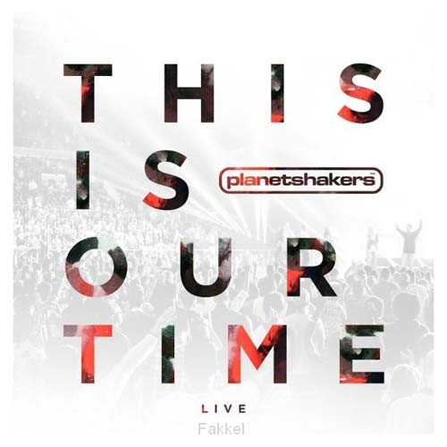 product afbeelding voor: This is our time CD