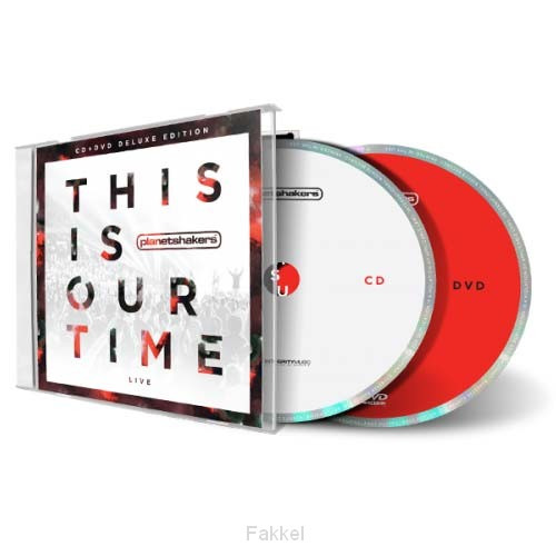 product afbeelding voor: This is our time CD/DVD