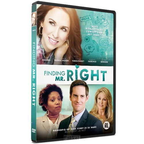 product afbeelding voor: Finding mr. Right