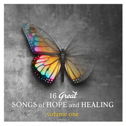 product afbeelding voor: 16 Great Songs of Hope and Healing (Vol.