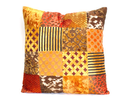 Oosterse kussens | Goud | Patchwork | Oosterse lounge