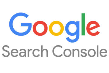Google search console export